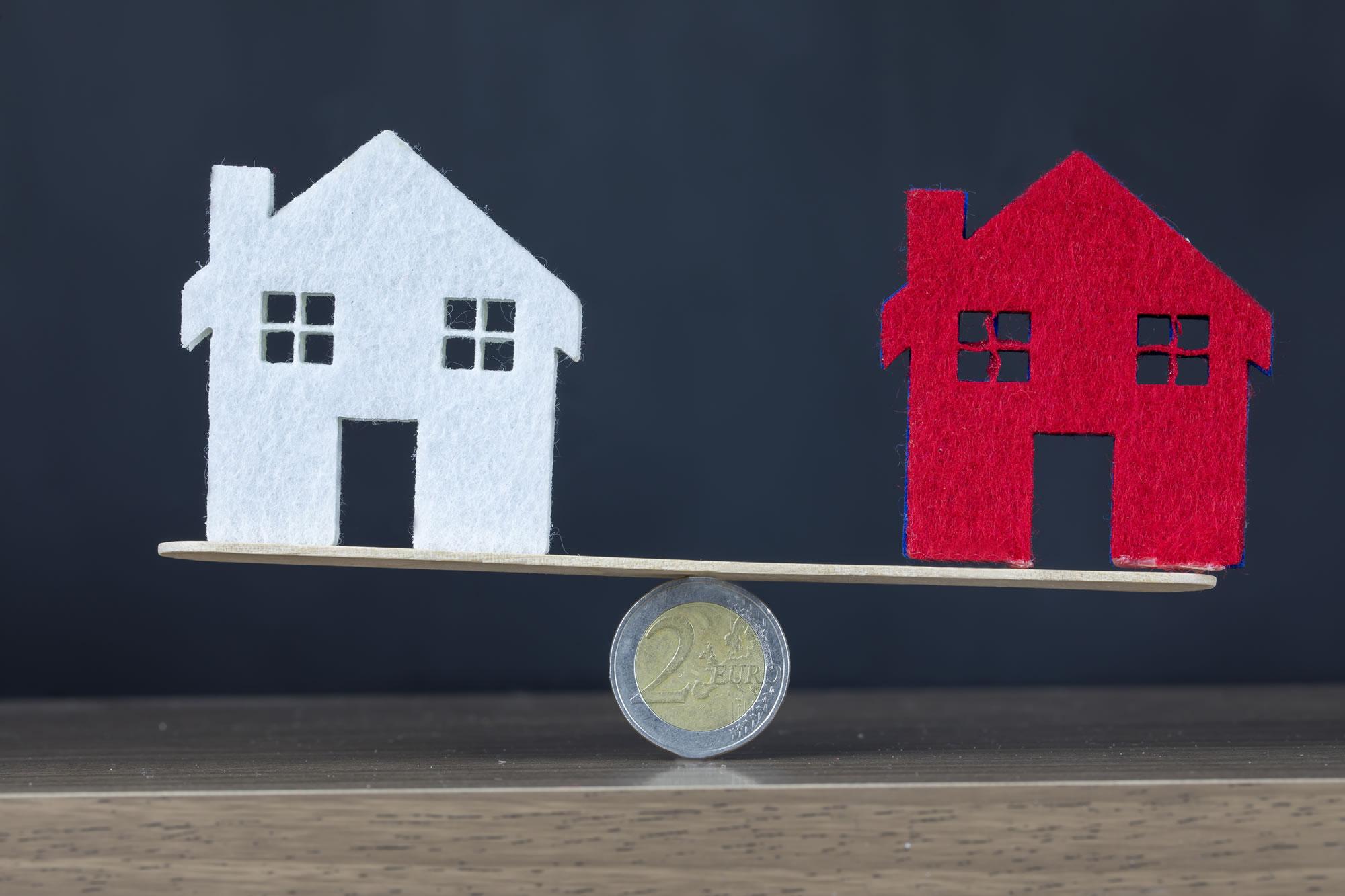 不動産投資のマンションとアパートの違い